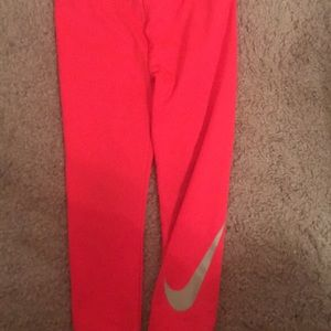 Toddler Nike dry fit tights